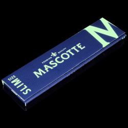Bibułki Mascotte Slim Size Magnetic (33 listki)
