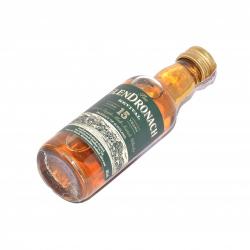 Whisky Glendronach 15YO Mini 46% (0,05L)