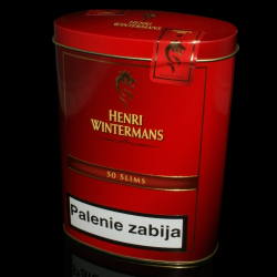 H. Wintermans Slim (50 cygar)