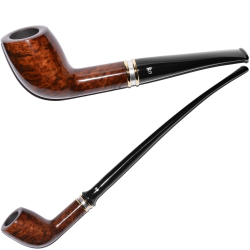 Fajka Stanwell Andersen Brown Polished HCA1/9 (31210983)
