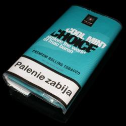 Mac Baren Cool Mint Choice - tytoń papierosowy 40g