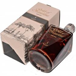 Rum Gold of Mauritius Solera 5YO 40% (0,7L)