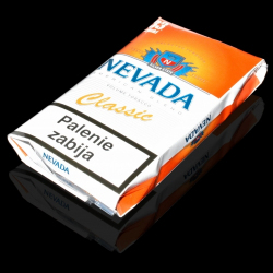 Nevada Classic - tytoń papierosowy 15g