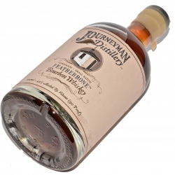 Bourbon Journeyman Featherbone 45% (0,5L)