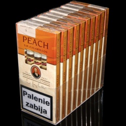 Handelsgold Tip Peach (50 cygaretek)
