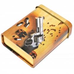 Osłonka na pudełko papierosów/ Papierośnica 60517