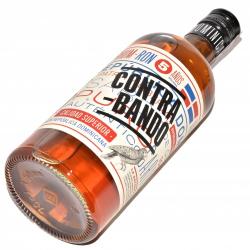 Rum Contra Bando 5YO 38% (0,7L)