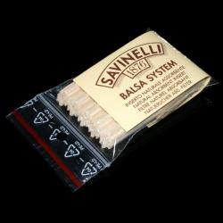 Filtry Balsa Savinelli - 9mm (10 sztuk)