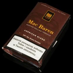 Mac Baren Ryo American Blend - tytoń papierosowy 40g