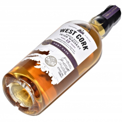 Whiskey West Cork 12YO Port Cask 43% (0,7L)