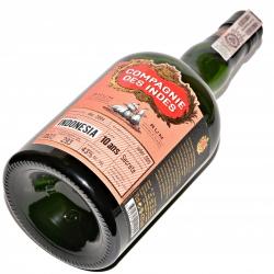 Rum Compagnie Des Indes Indonesia 10YO 43% (0,7L)