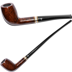 Fajka Stanwell Andersen Brown Polished HCA1 (30011139)