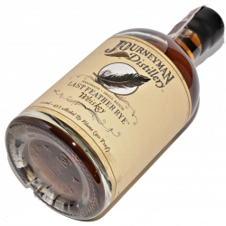 Bourbon Journeyman Last Feather Rye 45% (0,5L)
