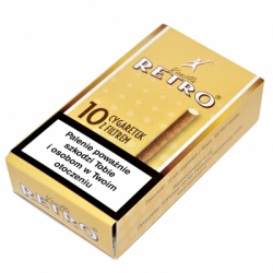 Retro Vanilla (10 cygaretek)