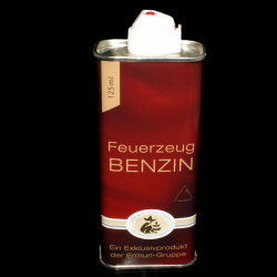 Benzyna Ermuri do zapalniczek 125 ml