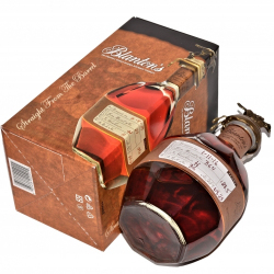 Bourbon Blantons Stright From The Barrel 66% (0,7L)