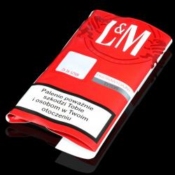 L&M Red - tytoń papierosowy 10g