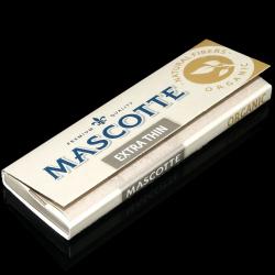 Bibułki Mascotte Organic (50 listków)