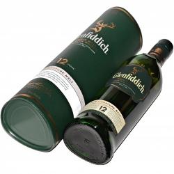 Whisky Glenfiddich 12YO 40% (1L)