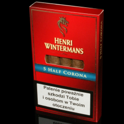 H. Wintermans Half Corona (5 cygar)
