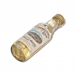 Whisky Campbeltown Loch 5YO Mini 40% (0,05L)
