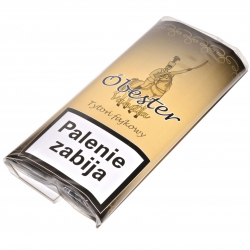 Óbester Vanilla - tytoń fajkowy 40g
