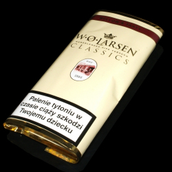 WO Larsen Mellow & Tasty - tytoń fajkowy 50g