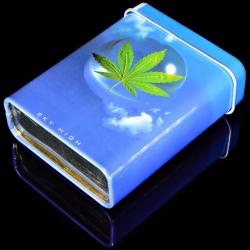 Osłonka na pudełko papierosów/ Papierośnica 60505