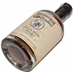 Bourbon Journeyman Corsets Whips & Whiskey 58,5% (0,5L)
