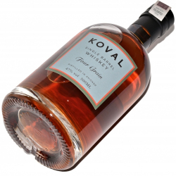 Bourbon Koval Four Grain Whiskey 47% (0,5L)