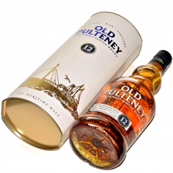 Whisky Old Pulteney 12YO 40% (0,7L)