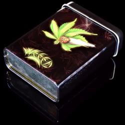 Osłonka na pudełko papierosów/ Papierośnica 60506