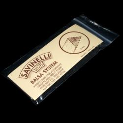 Filtry Balsa Savinelli - 6mm (20 sztuk)