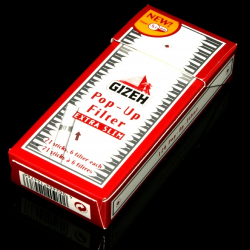 Filtry Gizeh Extra Slim (126 szt)