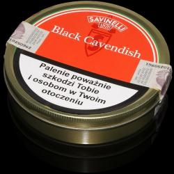 Savinelli Black Cavendish - tytoń fajkowy 50g