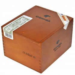 Cohiba Siglo VI (25 cygar)