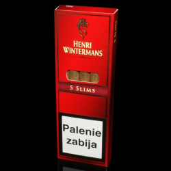 H. Wintermans Slim (5 cygar)